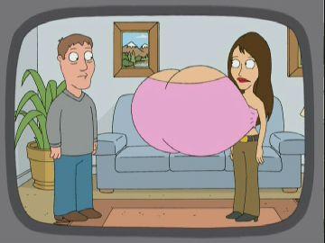 Ghost Whisperer Family Guy Wiki Fandom Powered By Wikia