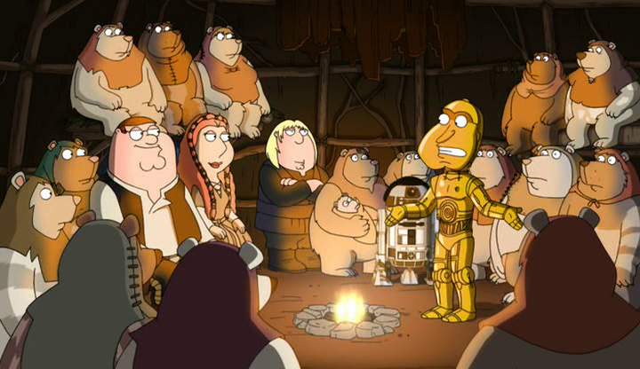 Family Guy Rule 34