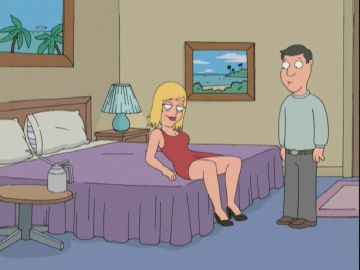 Family guy sex and the city
