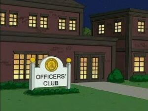 Officers Club