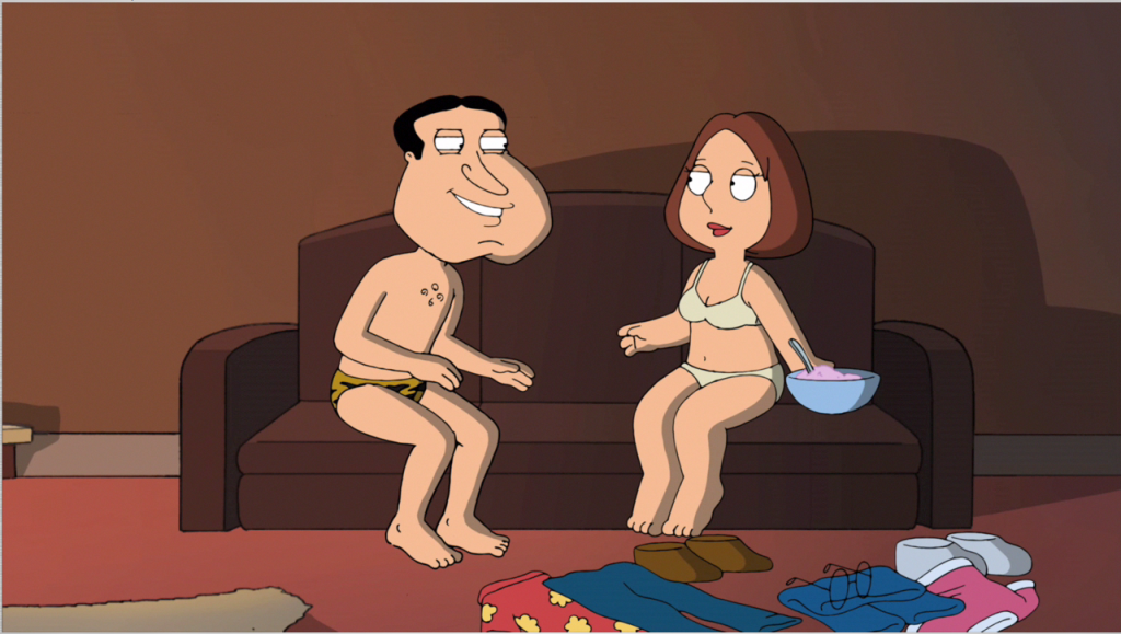 Watch Cartoon Porn Family guy Porn Lois and Meg have lesbian fun, here on Spankwire.com.