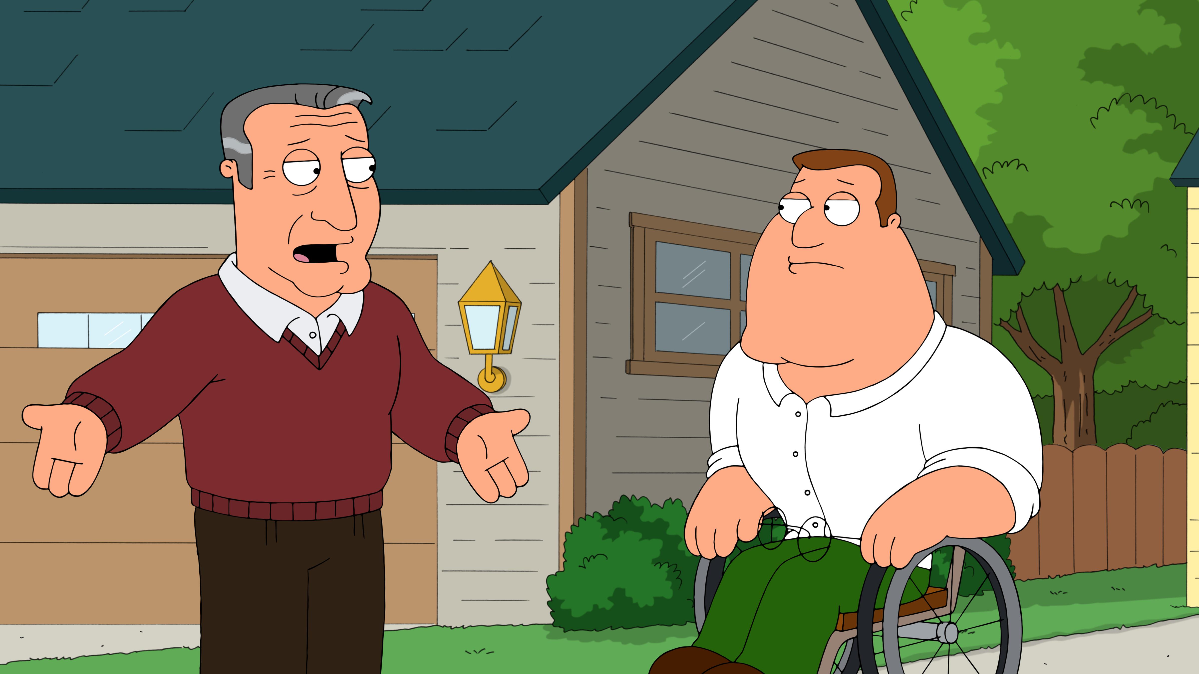 papa has a rollin' son | family guy wiki | fandom poweredwikia