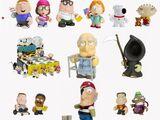 Kidrobot x Family Guy