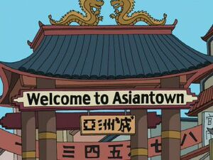 How to build a town (AsianTown Building process ...