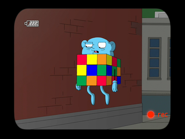 Amazing Cube Rubik The Amazing Cube  Family Guy Wiki  Fandom Poweredwikia