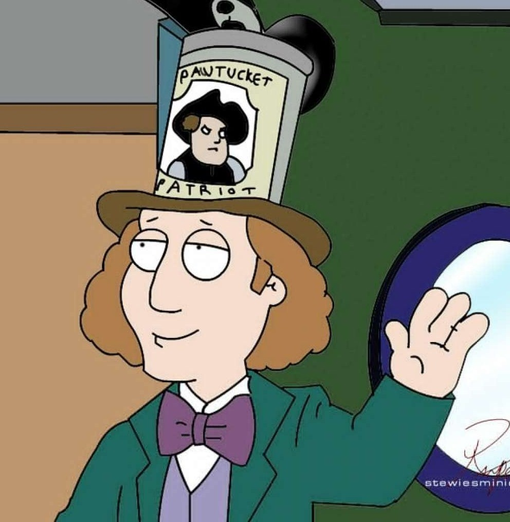 Family Guy Charlie And The Chocolate Factory Episode