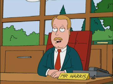 mr.harris cat