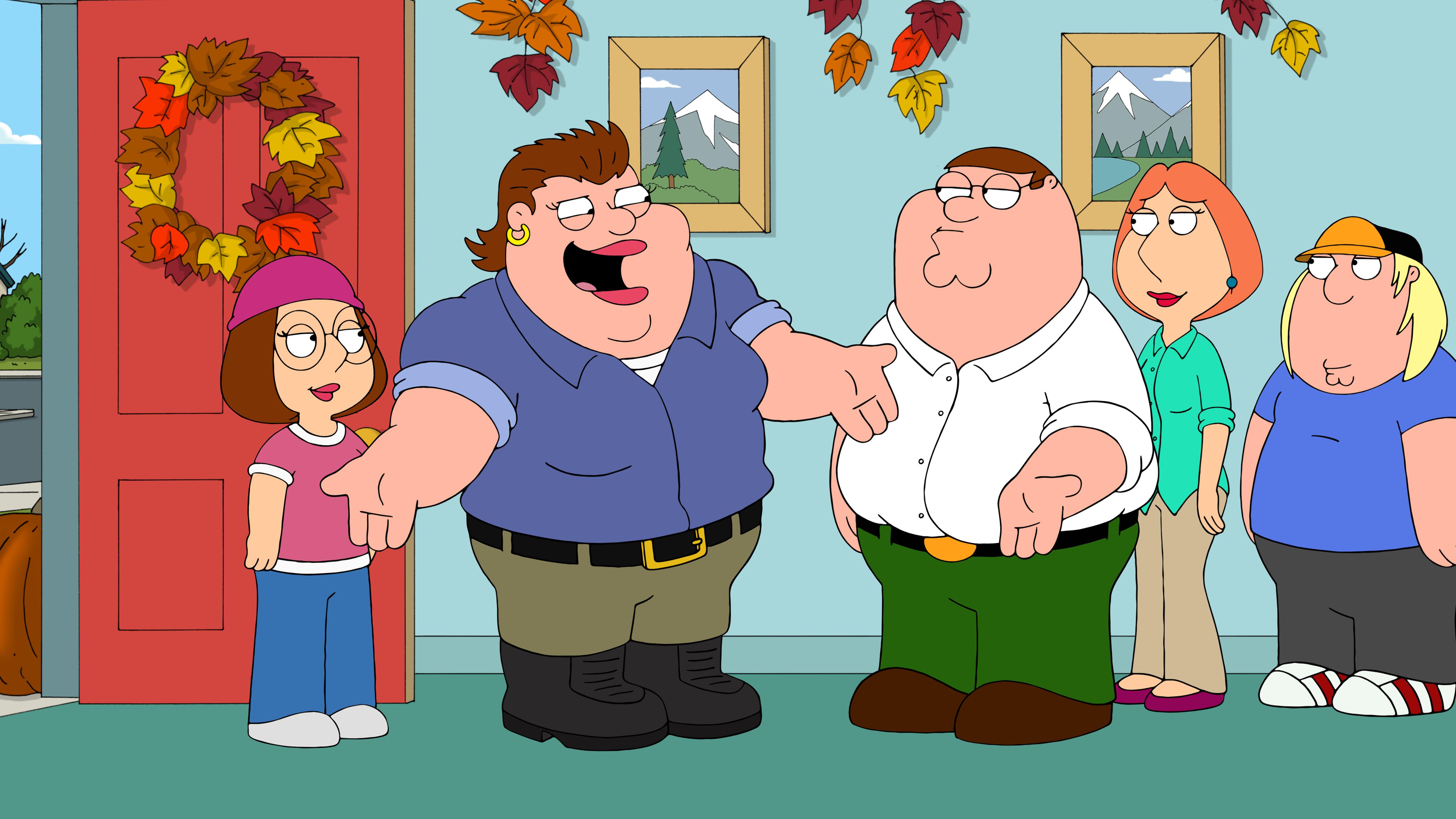 peter's sister | family guy wiki | fandom poweredwikia