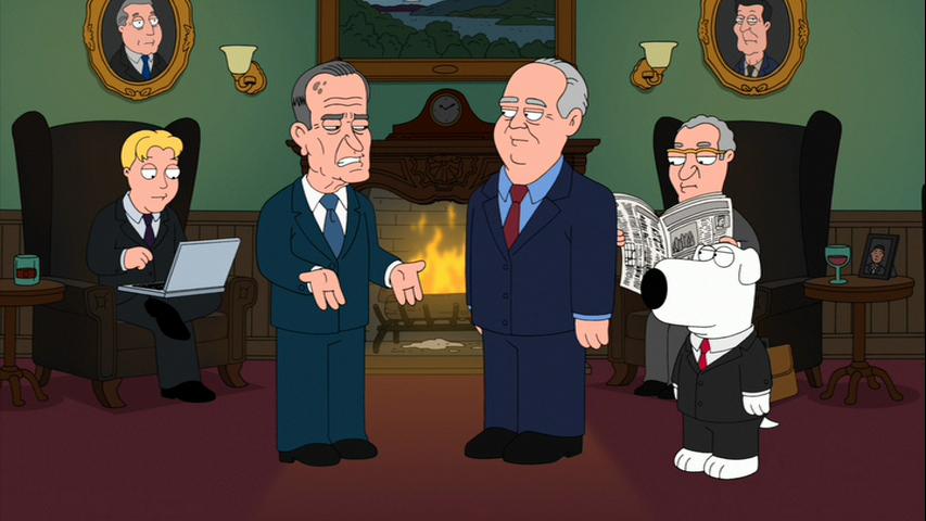 George H W Bush Family Guy Wiki Fandom Powered By Wikia