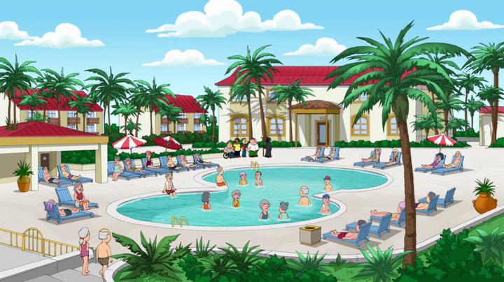 Heaven Family Guy Wiki Fandom Powered By Wikia