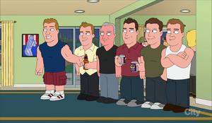 Rob Gronkowski Family Guy Wiki Fandom Powered By Wikia