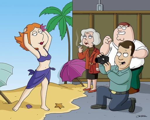 jillian family guy hot naked