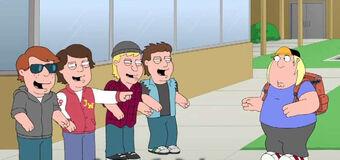Secondhand Spoke Family Guy Wiki Fandom