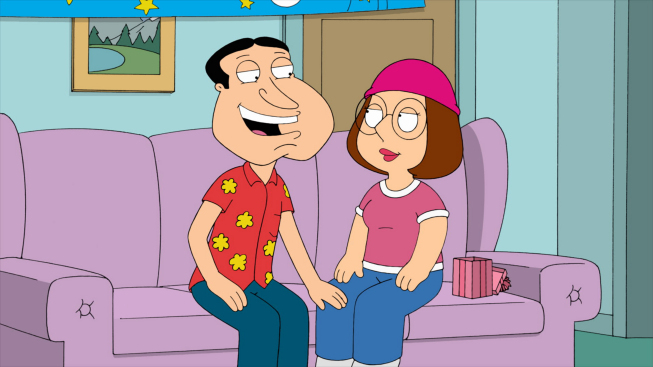 Family guy quagmire dating classifieds