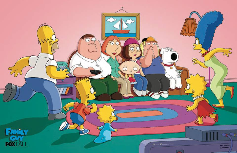 The Simpsons Guy Family Guy Wiki FANDOM powered by Wikia