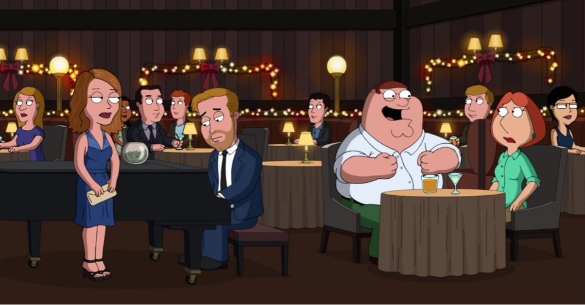 Family Guy Donkey Family Guy Peter Buys Retarded Horse Gif Find