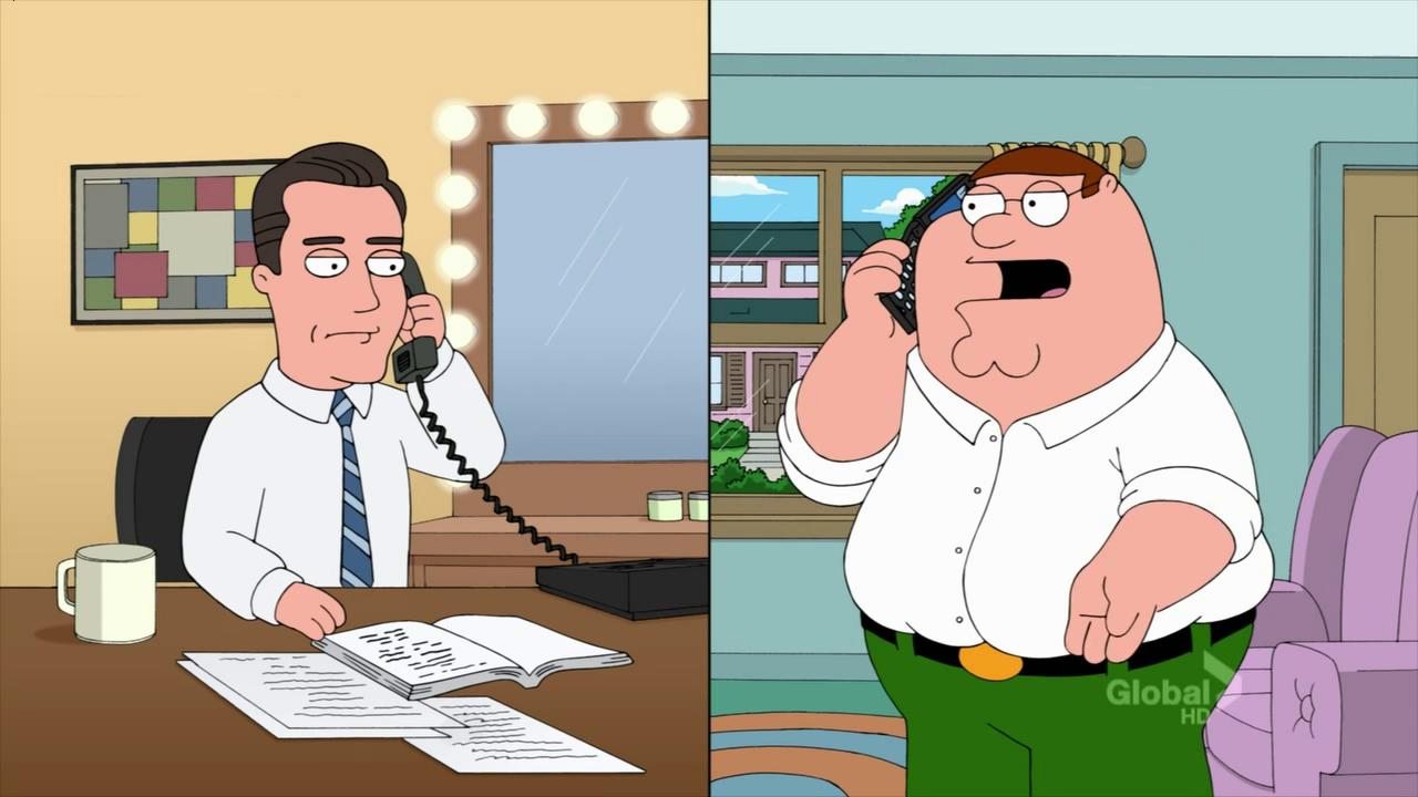 Jon Hamm   Family Guy Wiki   FANDOM powered by Wikia