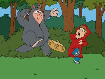 Little Red Riding Hood Family Guy Wiki Fandom