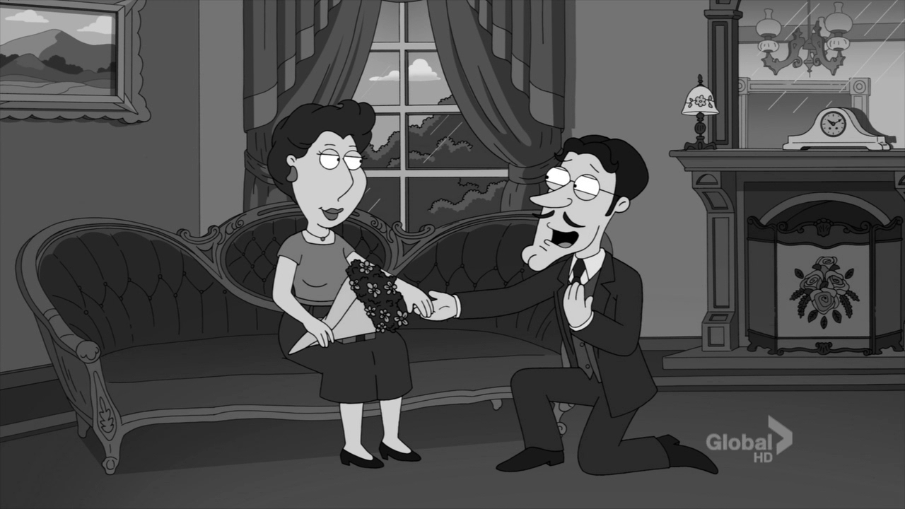I\'ll Take You Home Again, Kathleen | Family Guy Wiki | FANDOM ...