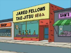 JF Tae Jitsu
