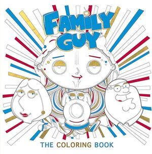 Family Guy coloring Book