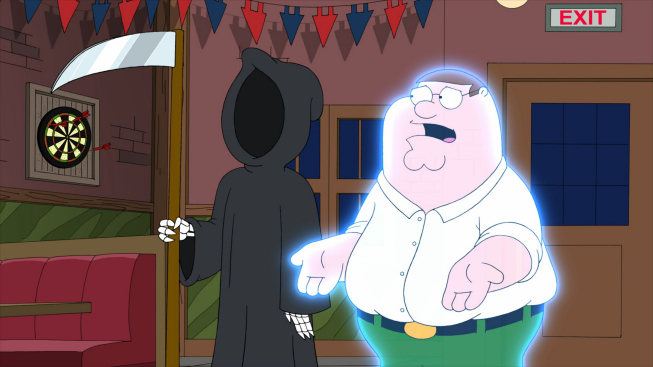 Adam Carolla Family Guy