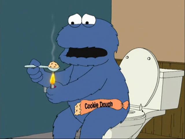 cookies or heroin