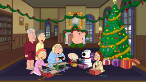 Don't Be a Dickens At Christmas | Family Guy Wiki | FANDOM