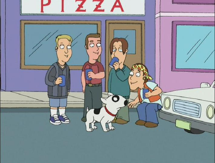 spuds mackenzie family guy wiki fandom powered by wikia