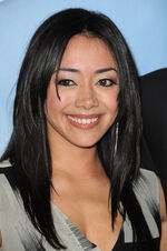 Aimee Garcia NBC Press Tour