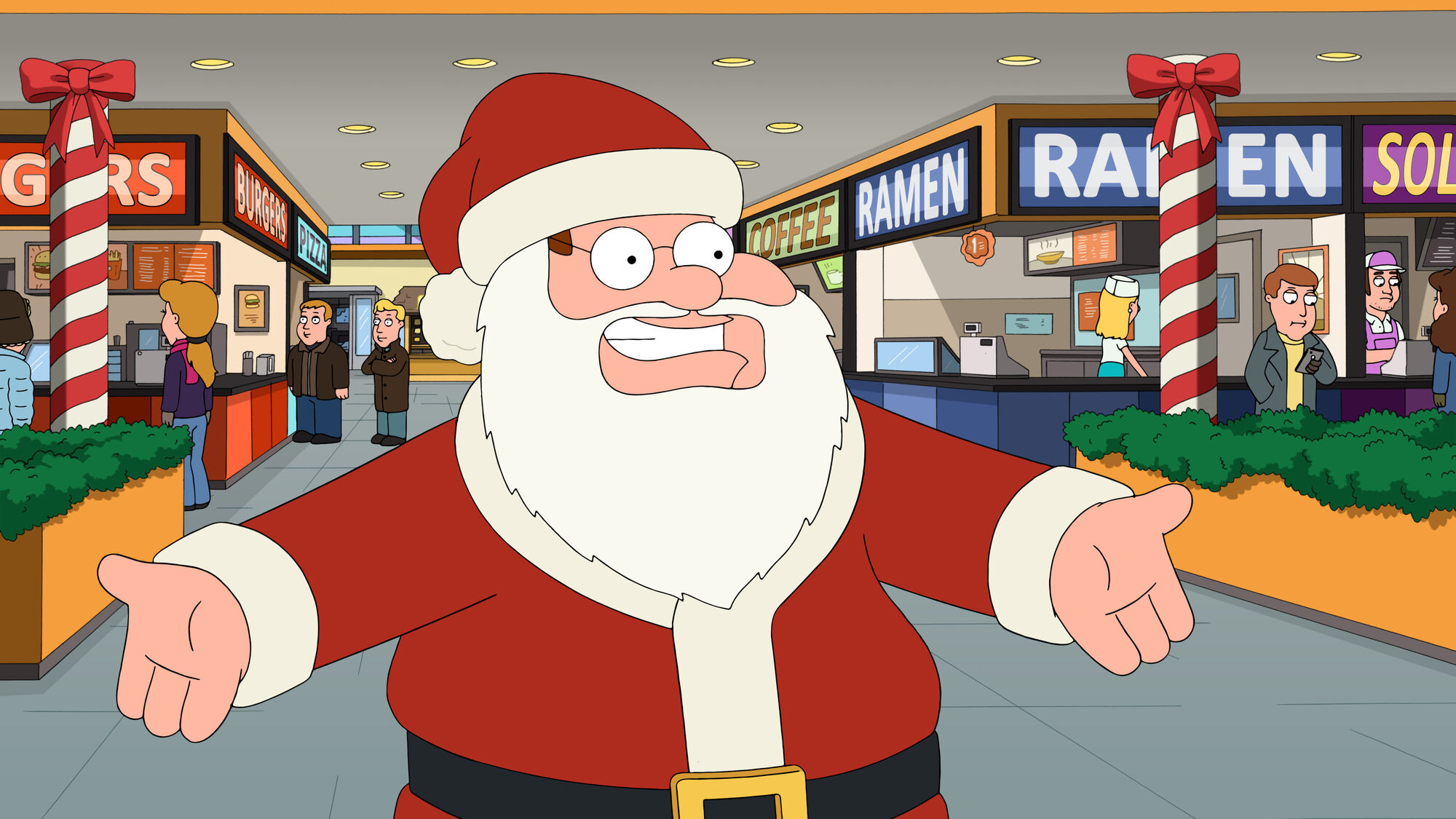 How the Griffin Stole Christmas | Family Guy Wiki | FANDOM powered by Wikia