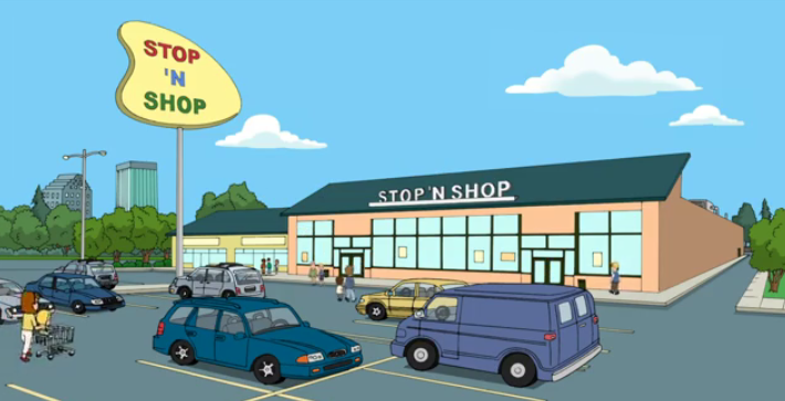 Stop N Shop Hours >> Stop N Shop Family Guy Wiki Fandom Powered By Wikia