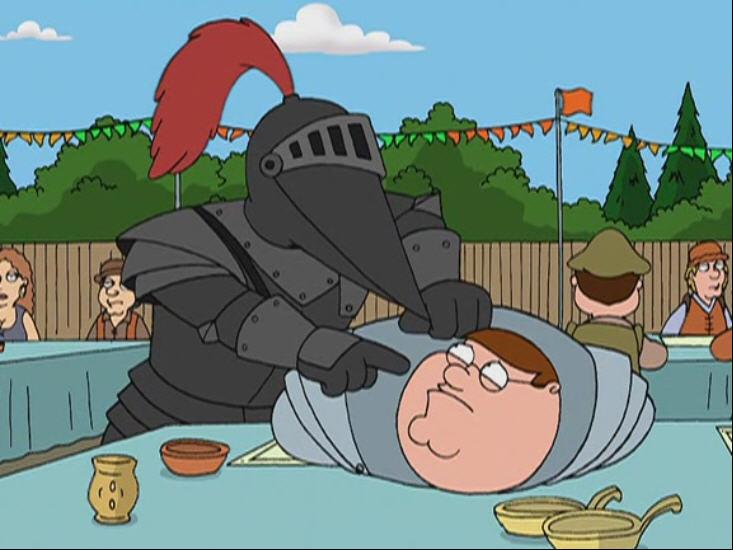 The Black Knight | Family Guy Wiki | FANDOM powered by Wikia