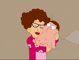 Питер только что родился