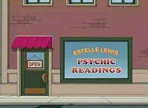 Estelle lewis Readings