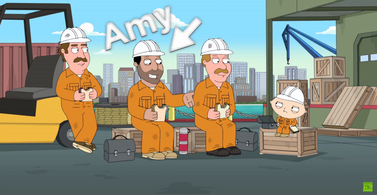 Family guy who is vinny dating