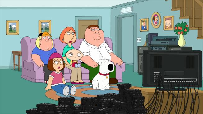 Ratings Guy   Family Guy Wiki   FANDOM powered by Wikia