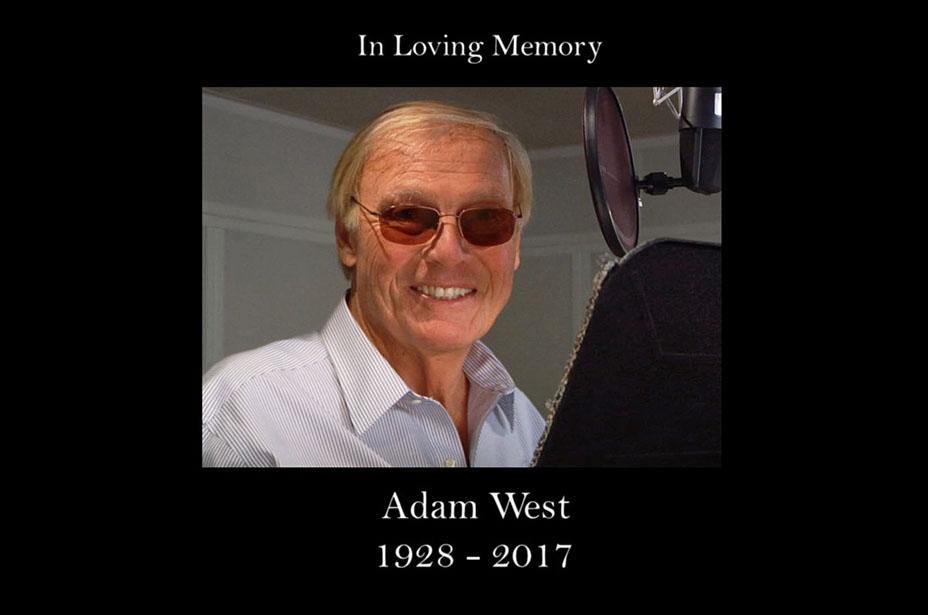 Adam west dating