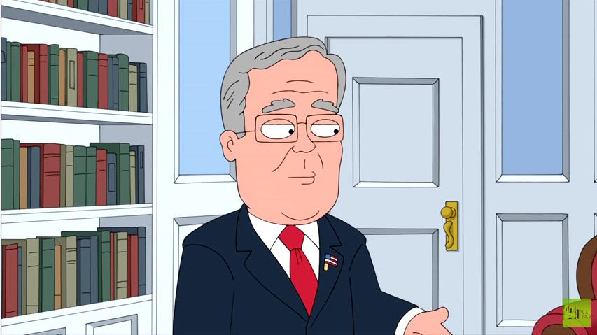 Jeb Bush Family Guy Wiki Fandom Powered By Wikia