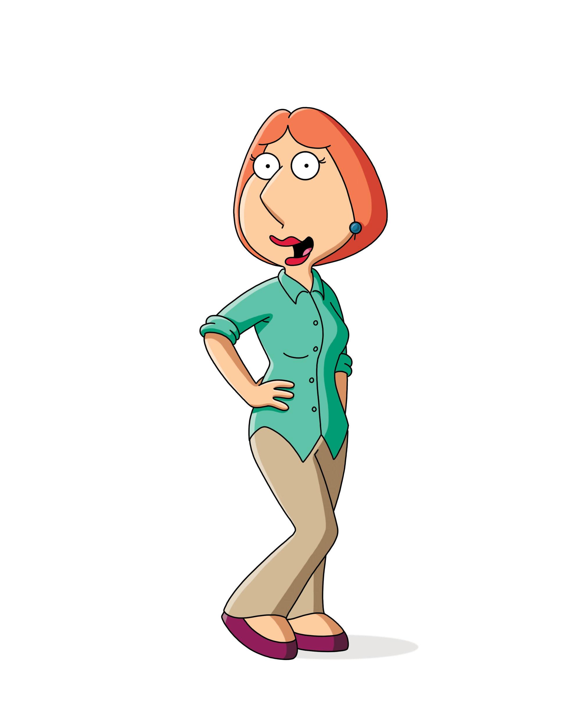 Lois Griffin - Family Guy | Lois griffin, Simpsons art