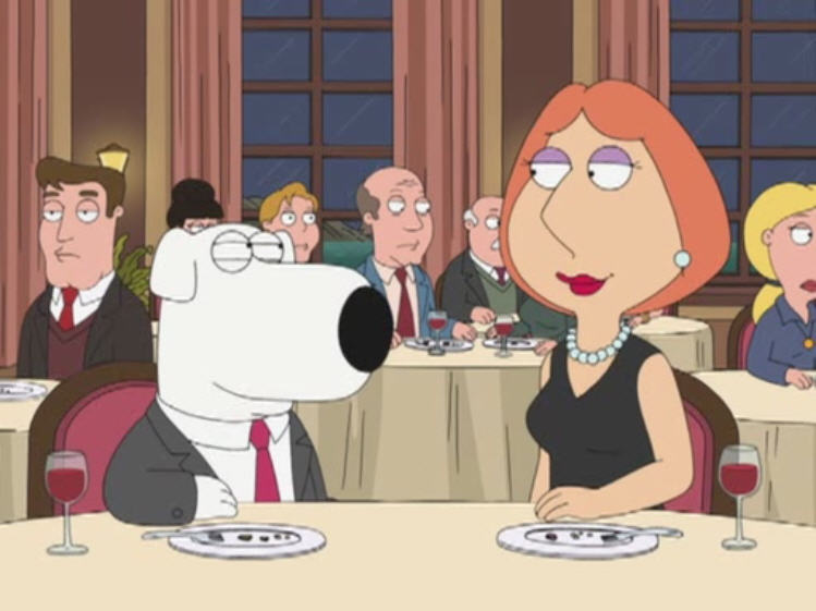 Family Guy Brian And Lois