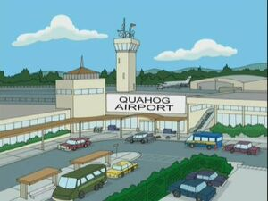 Quahog Airport