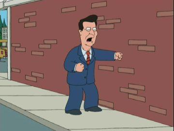 Ronald Reagan Family Guy Wiki Fandom Powered By Wikia