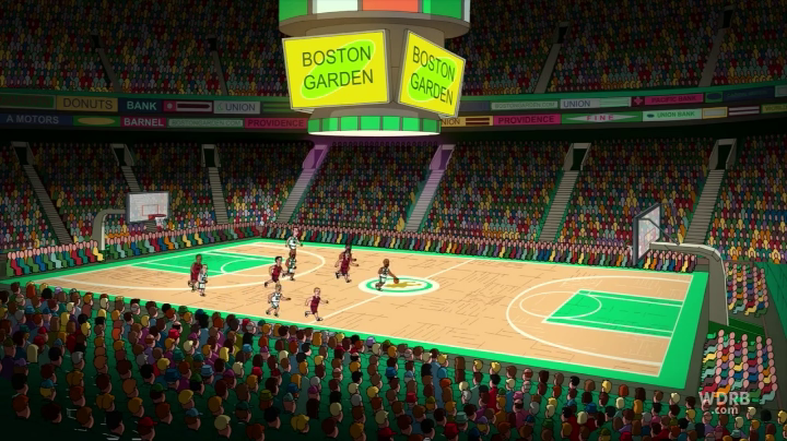 Boston Garden Family Guy Wiki FANDOM powered by Wikia