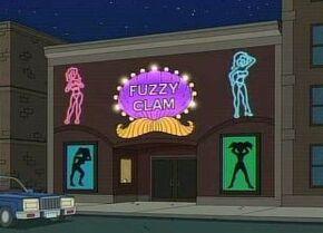Fuzzy Clam 2