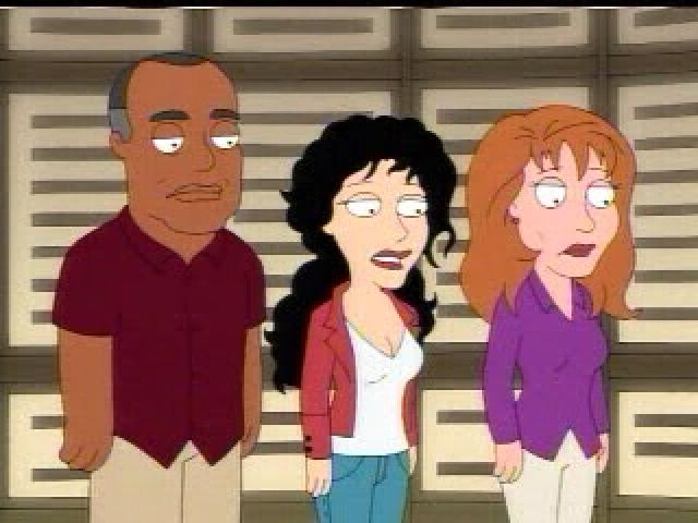 Michael Dorn | Family Guy Wiki | FANDOM powered by Wikia