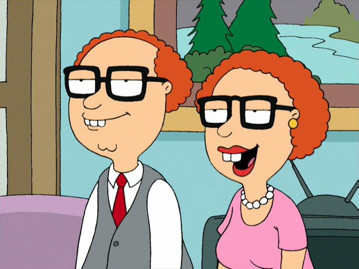 Mort Goldman Family Guy Wiki Fandom Powered By Wikia