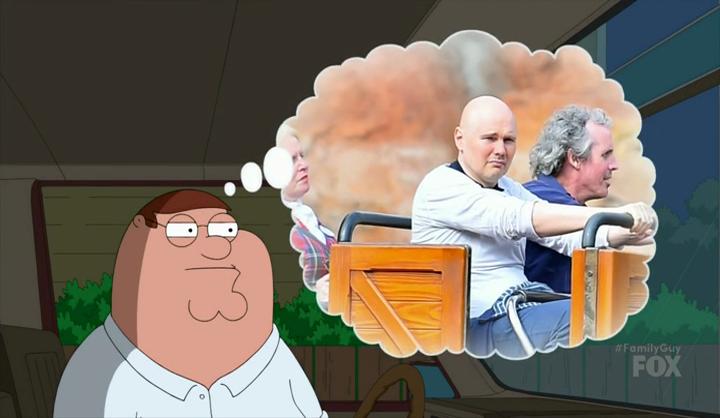 Billy Corgan | Family Guy Wiki | FANDOM powered by Wikia