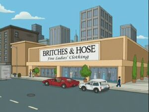 Britches and Hose