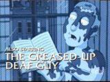 Greased-up Deaf Guy